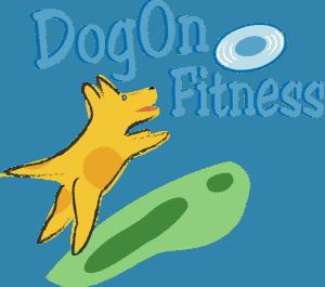 DogOn Fitness Logo